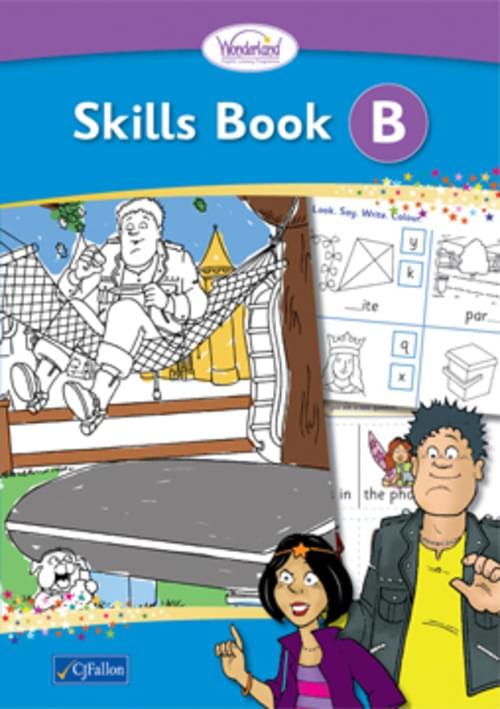 Wonderland Skills Book B