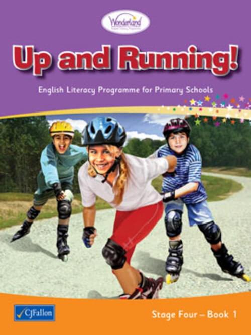 Wonderland Book 1 Up and Running! CJF