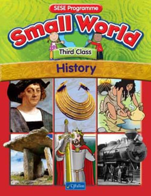 Small World History 3rd Class Textbook