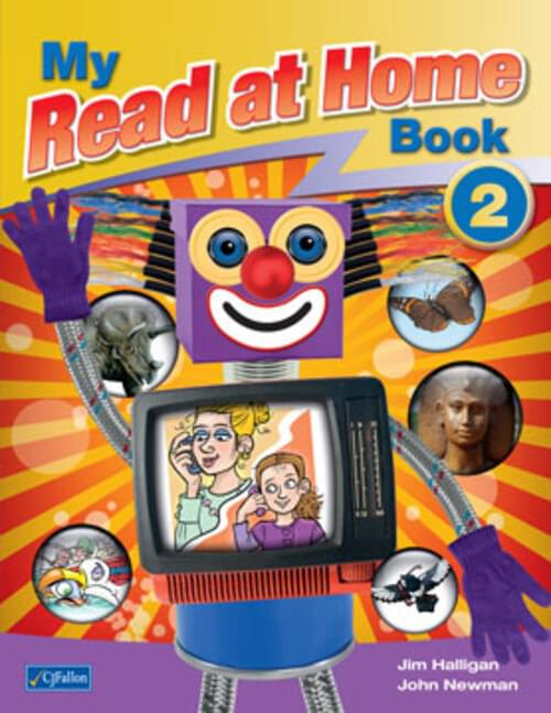 My Read at Home Series Book 2 (2nd Class) CJF