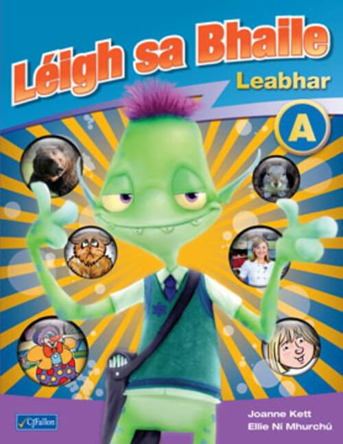 Leigh Sa Bhaile Leabhar A