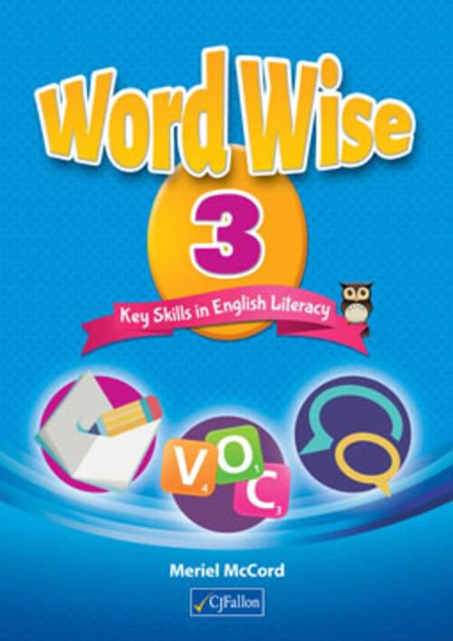 Word Wise Series Book 3 (3rd Class) CJF
