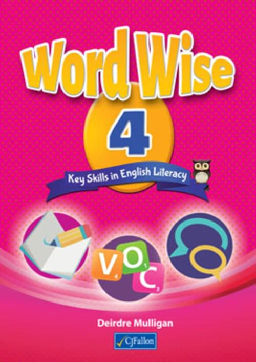 Word Wise Series Book 4 (4th Class) CJF