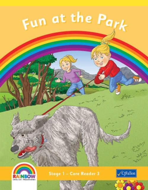 Rainbow Junior Infants Fun at the Park - Core Reader 3