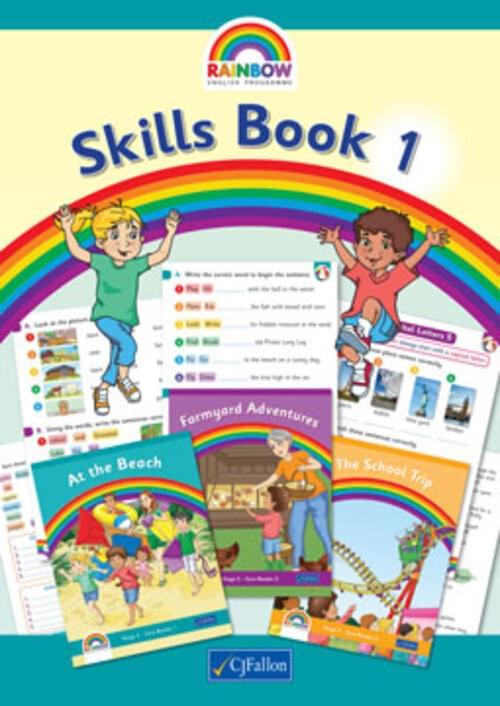 Rainbow 1st Class Skills Book 1