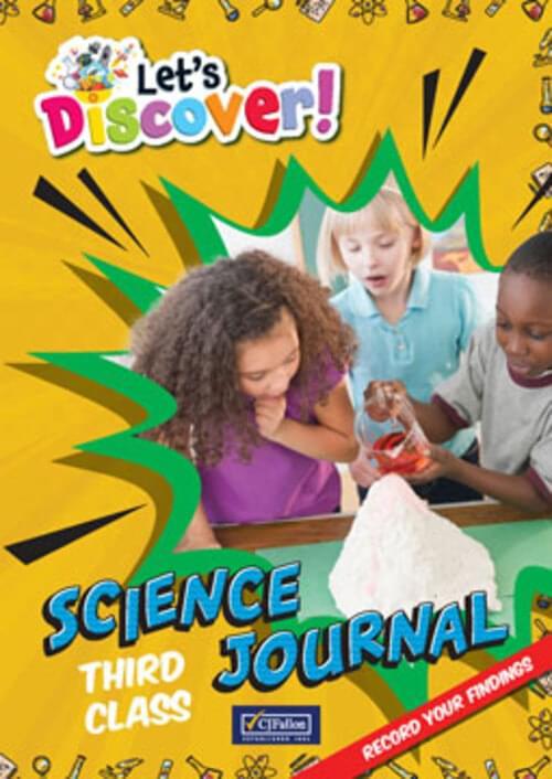Third Class - Science Journal