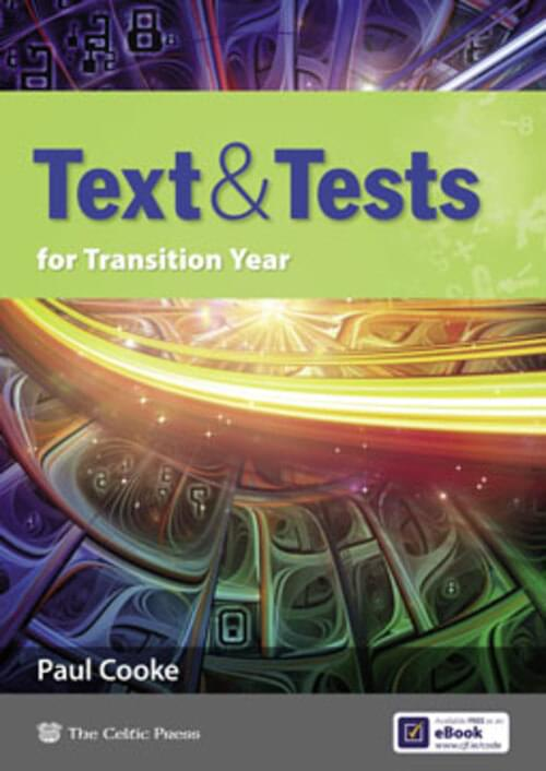 Text and Tests - Transition Year