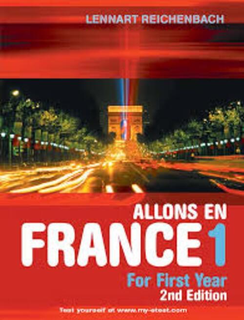 Allons en France 1 2nd Edition