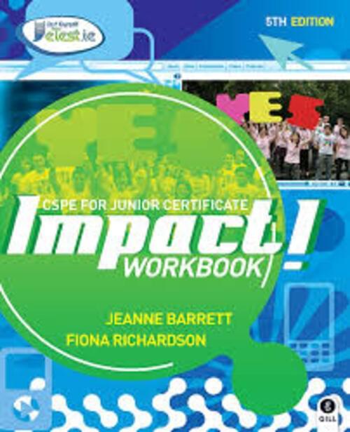 Impact Workbook 5th Edition Junior Cert