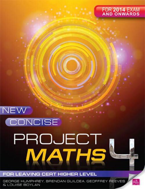 New Concise Project Maths 4 Leaving Cert