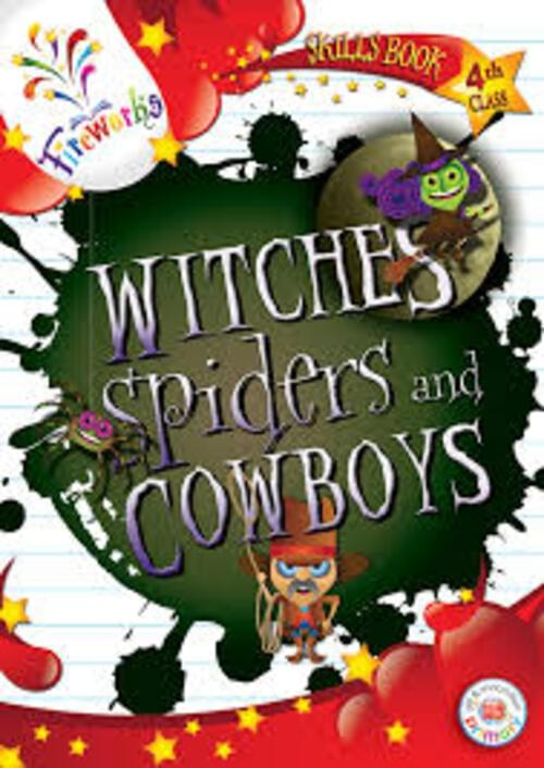 Witches Spiders & Cowboys 4th Class Skills Book