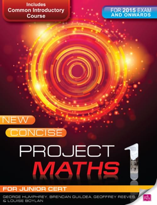 New Concise Project Maths 1 Junior Cert