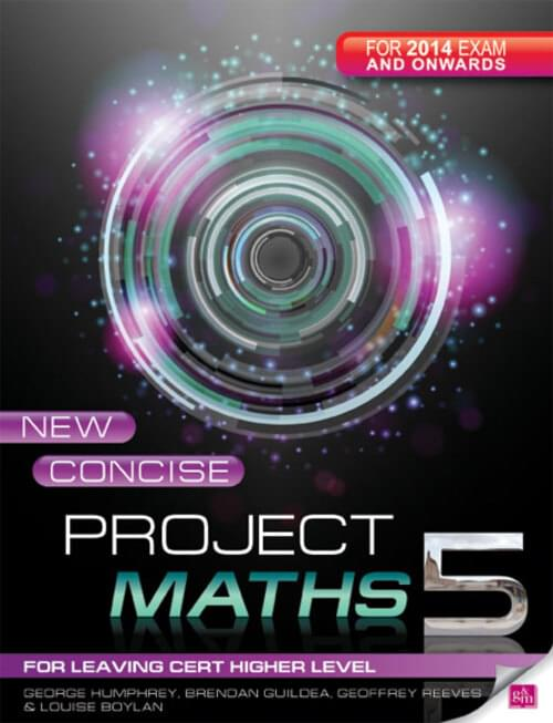 New Concise Project Maths 5 Leaving Cert
