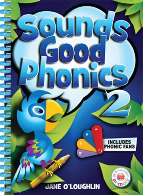 Sounds Good Phonics 2 Senior Infants G+M