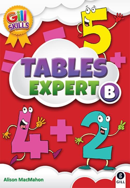 Tables Expert B Second Class