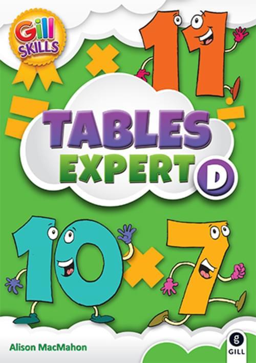 Tables Expert D Fourth Class