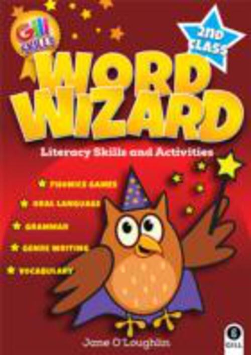 Word Wizard 2nd Class