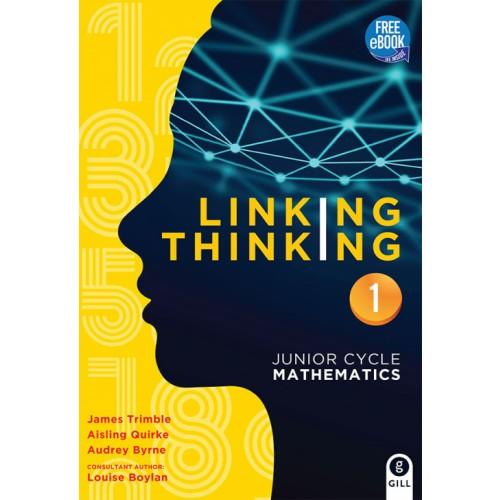 Linking Thinking 1 JC Maths - Authors Trimble, Quirke, Byrne, Boylan