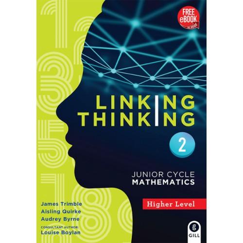 Linking Thinking 2 JC Maths - Authors Trimble, Quirke, Byrne, Boylan