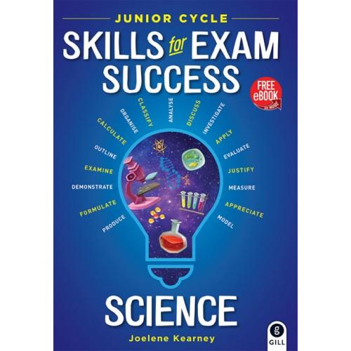 Skills for Exam Success Science - Author Joelene Kearney