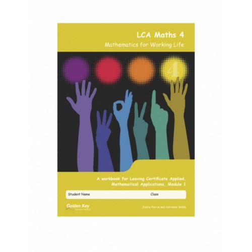 LCA Maths 4 Mathematics for Working Life