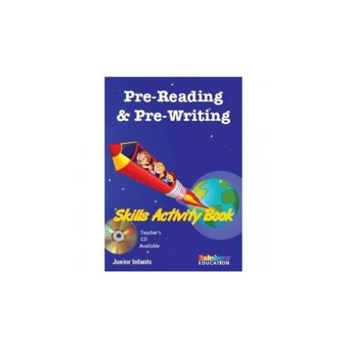 Rainbow Pre-Reading & Pre-Writing Skills Book