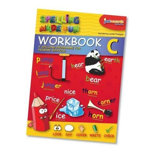 Spelling Made Fun Workbook C