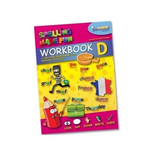 Spelling Made Fun Workbook D