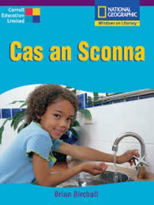 CAS AN SCONNA - Gill