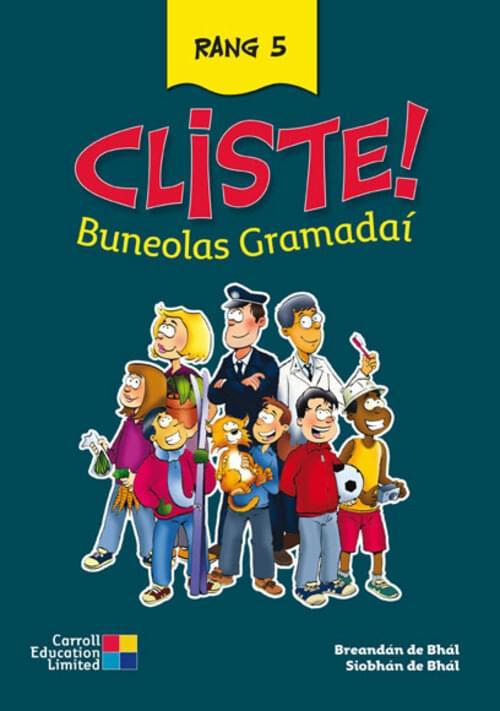 Cliste 5th Class G+M