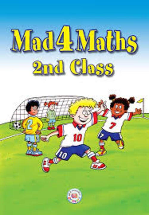 Mad 4 Maths 2nd Class Gill and McMillan