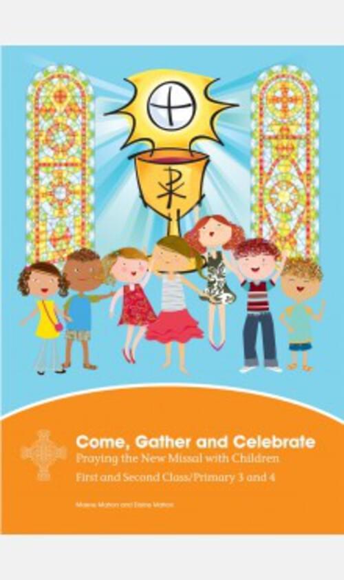Come Gather and Celebrate Orange Workbook 1