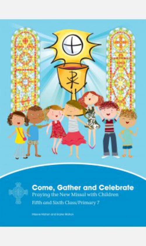 Come Gather and Celebrate Blue Workbook 3