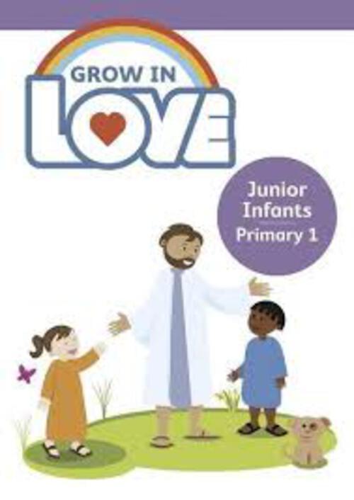 Grow in Love 1 Pupil Book - Junior Infants