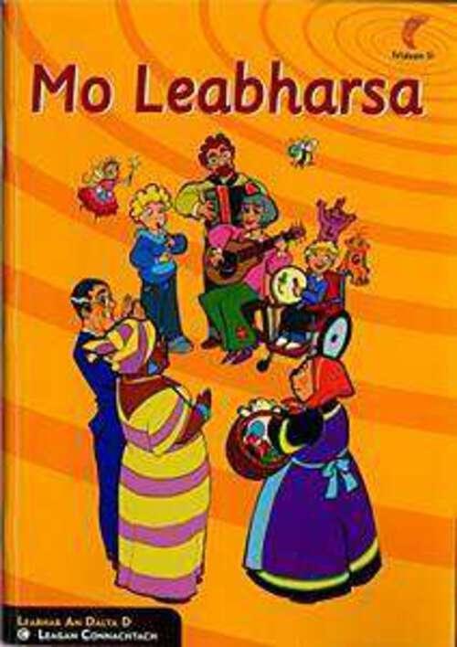 MO LEABHARSA *D* CONN. R.2 IT519