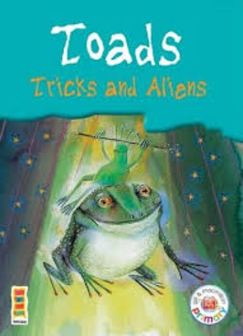 Toads Tricks and Aliens 5th Class Anthology