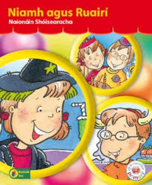 NIAMH AGUS RUAIRI Junior Infants PUPIL BOOK