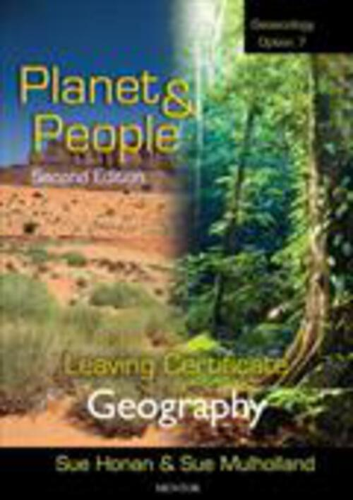 Planet and People - Geoecology Option 7 - 2nd Edition