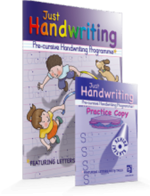 Just Handwriting Senior Infants (Pre-Cursive) Educate.ie