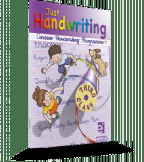 Just Handwriting 3rd Class (Cursive) Educate.ie