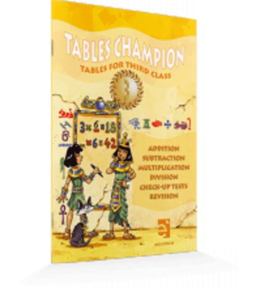 Tables Champion 3 - 3rd Class