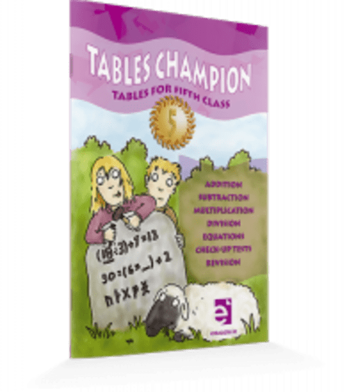 Tables Champion 5 - 5th Class