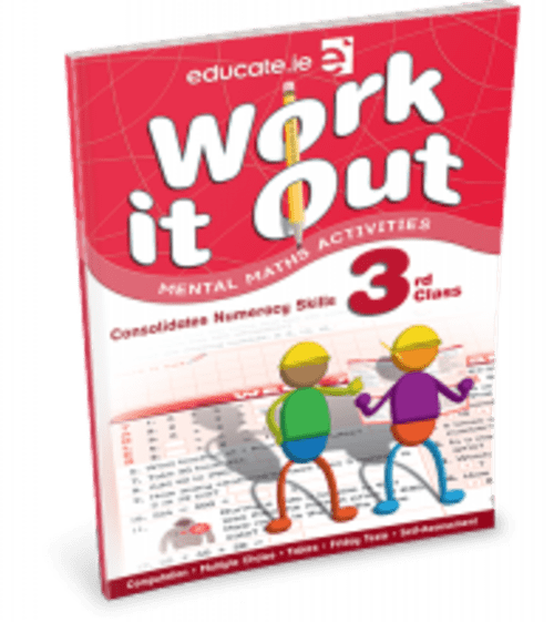 Work it Out 3rd Class