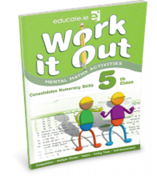 Work it Out 5th Class