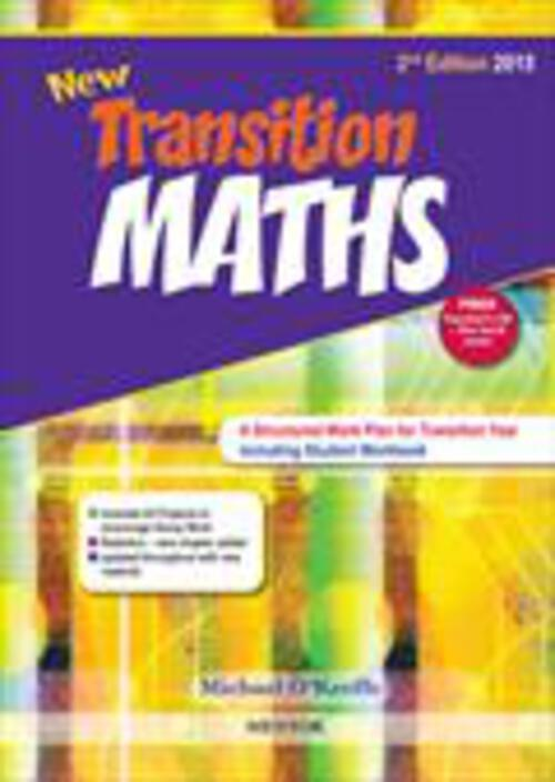 New Transition Maths 2nd Edition