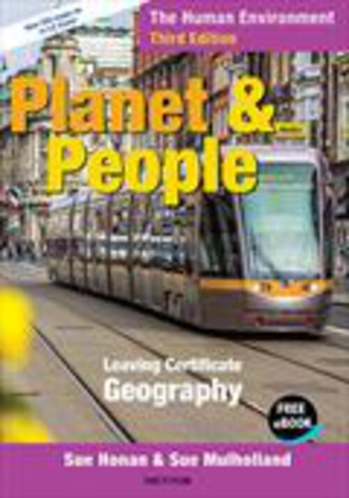 Planet and People Human Environment - Elective 5 - 3rd Edition