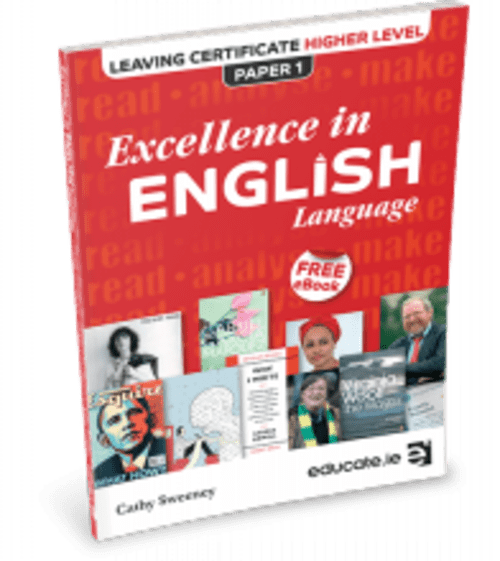 Excellence in English Higher Level Paper 1