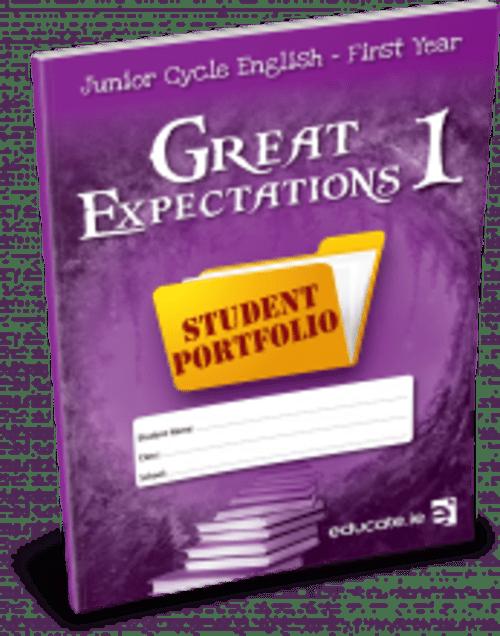 Great Expectations 1 Student Portfolio Book