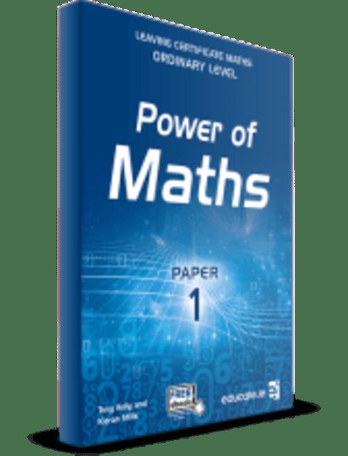 Power of Maths Paper 1 OL