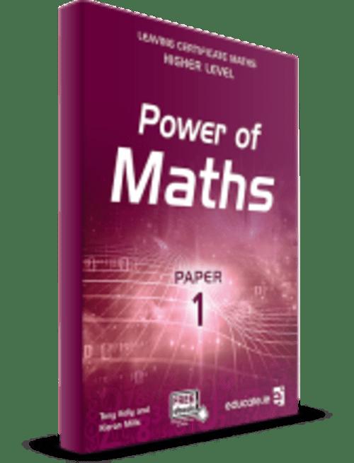 Power of Maths Paper 1 HL